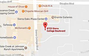 Roseville Granite Bay Office Location